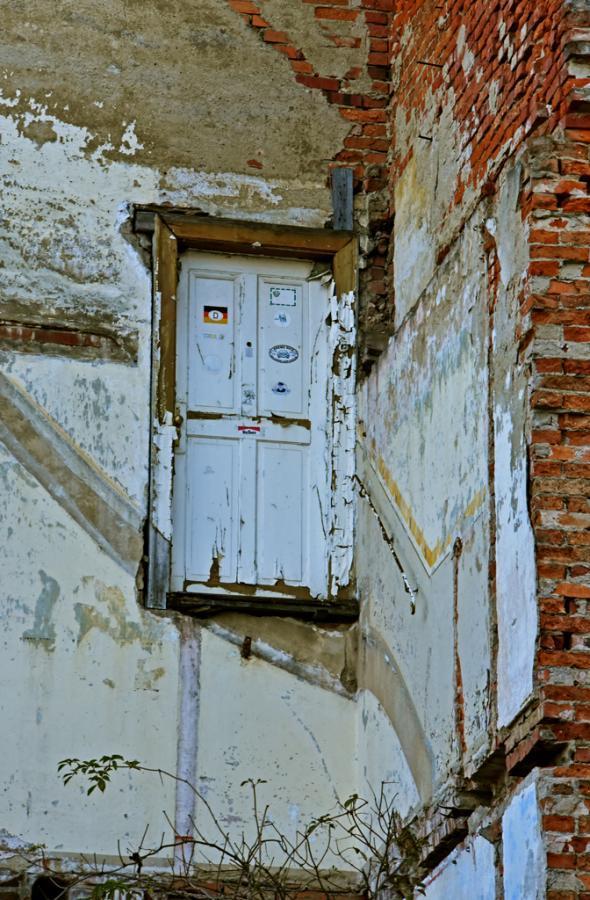 Tür für Aussteiger