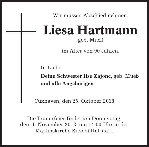 Liesa Hartmann