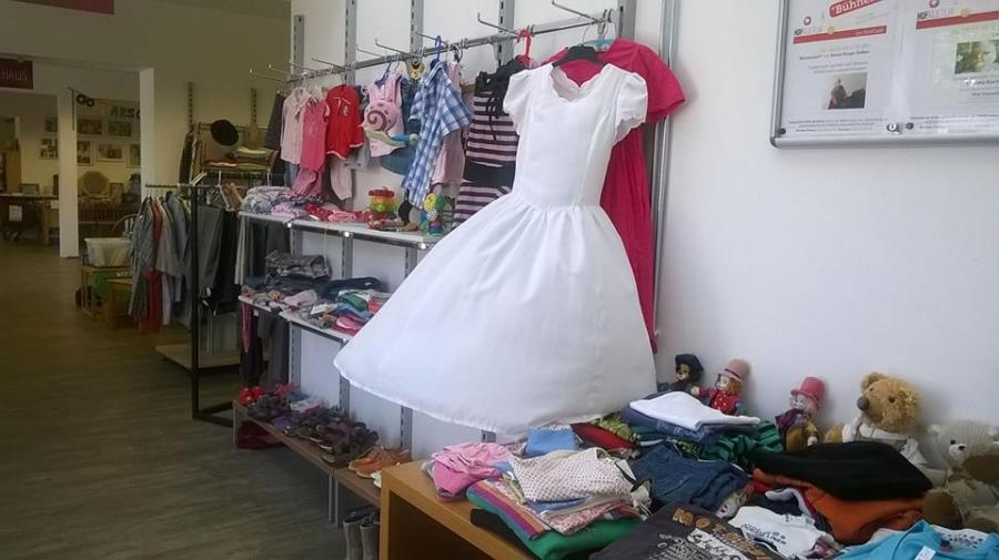 gebrauchte Textilien 2
