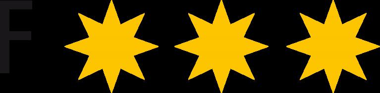 Sterne Klassifizierung des DTV