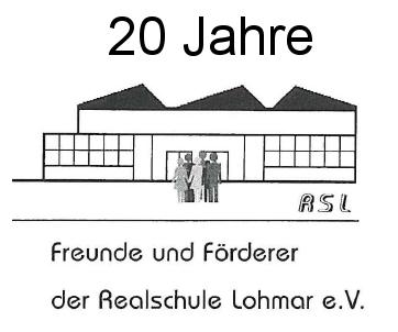 Der Förderverein besteht 20 Jahre!