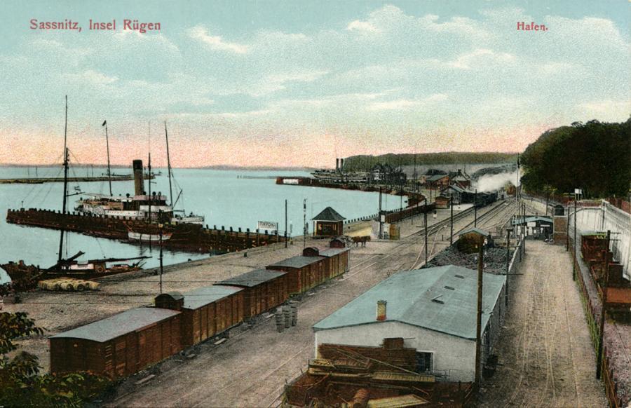 20 Sassnitz Hafen