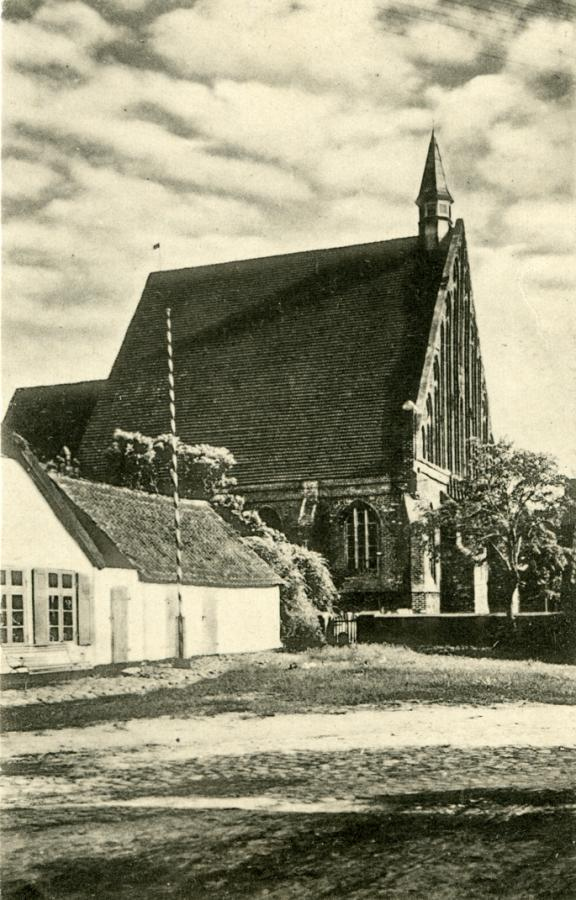 20 Wieker Kirche