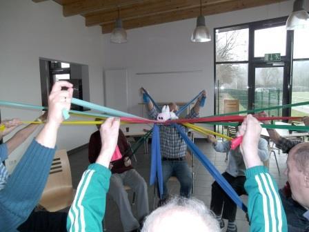 Team-Fit - eine motivierende Übungsstunde!