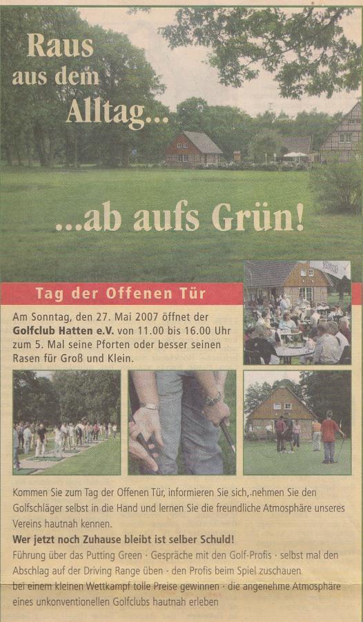 SonntagsZeitung 20.5.2007
