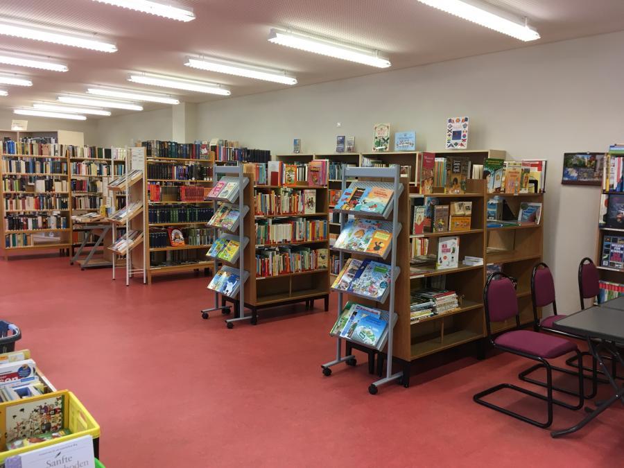 Bibliothek Bad Muskau