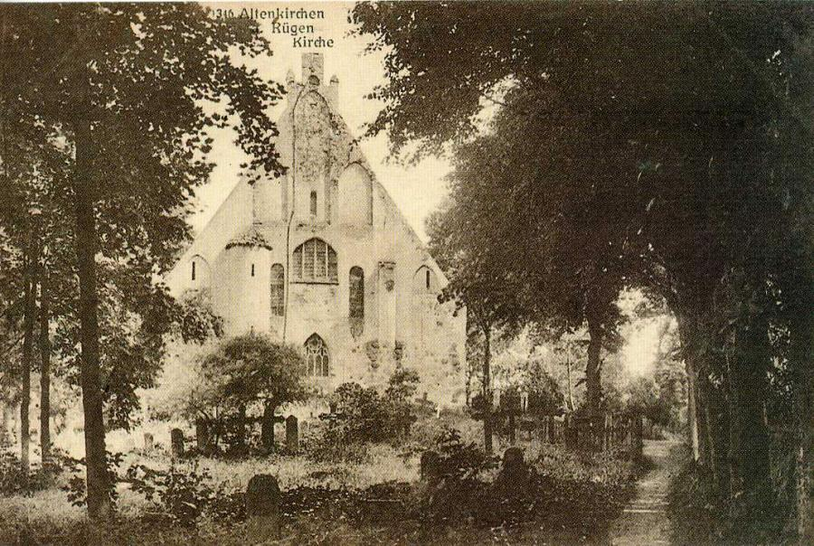Altenkirchen Rügen Kirche