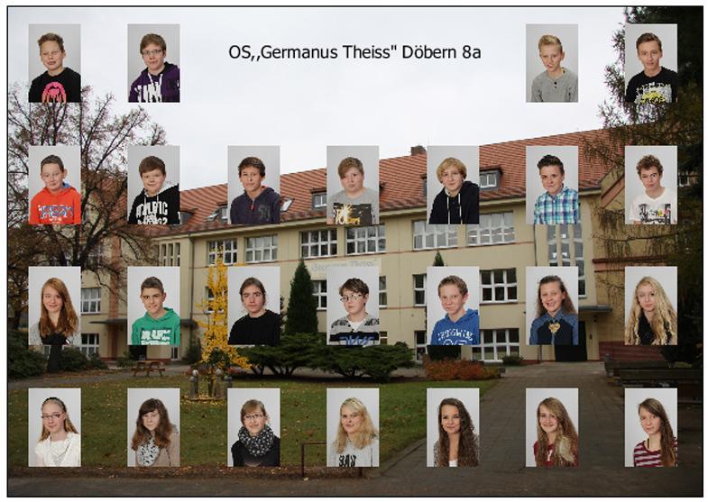 Klasse 8a