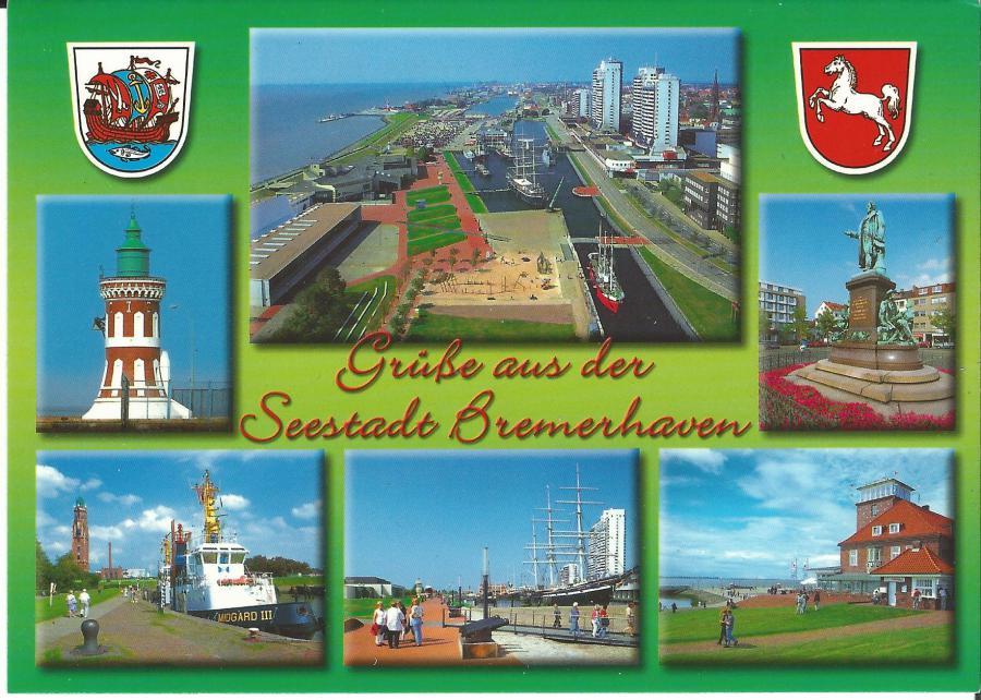 2194-Bremerhaven schöning brha153