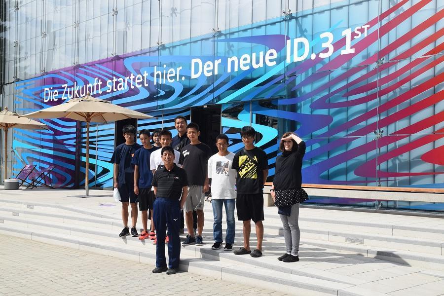 Besuch in der Autostadt Wolfsburg