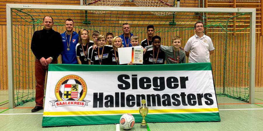Hallenmaster D-Junioren // VfB IMO Merseburg