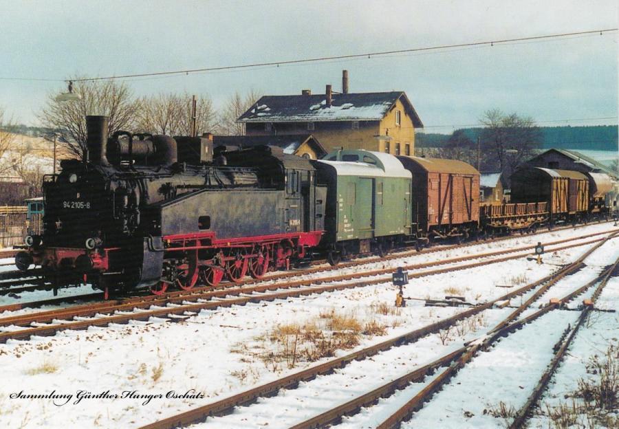 Güterzugtenderlokomotive 94 2104