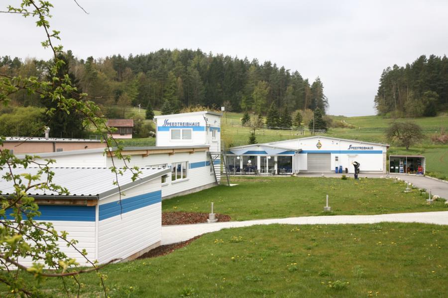 Speedtreibhaus Oldtimermuseum in Eschenfelden (Bild: Speedtreibhaus)