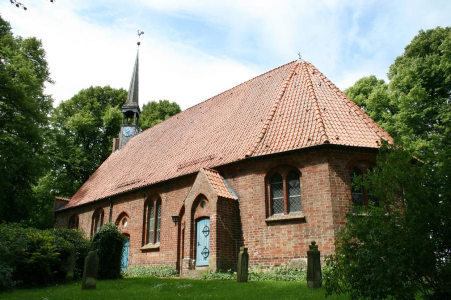 St. Johannes-Kirche zu Seester