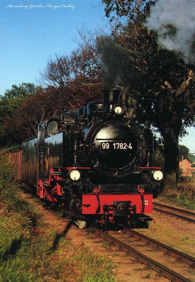 """Kleinbahn """"Rasender Roland"""""""