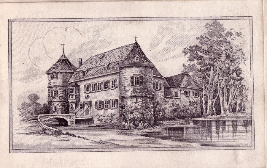 Schloss alt
