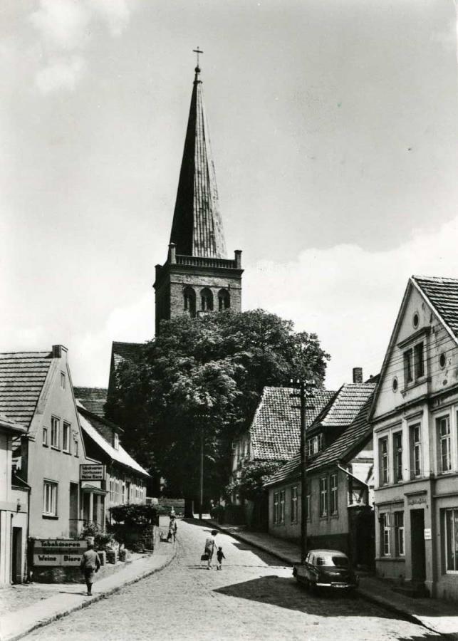 Bergen Kirchstraße 1967