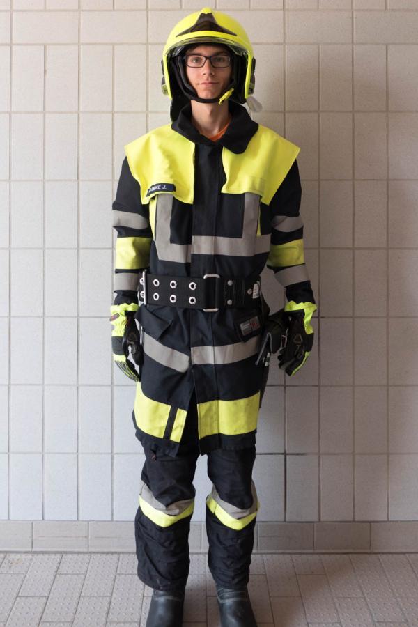 Feuerwehrausrüstung Standard