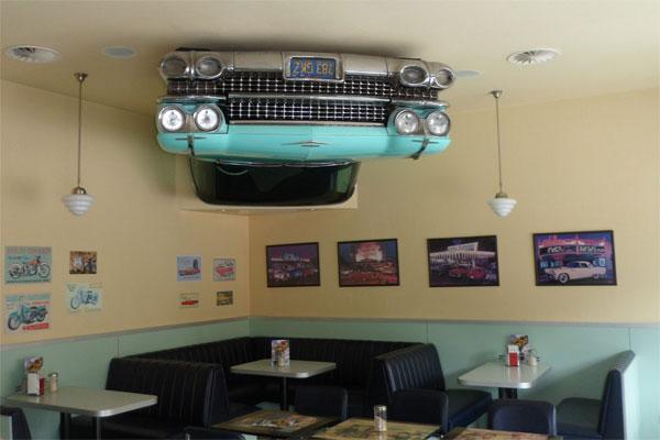Eiscafé Cadillac