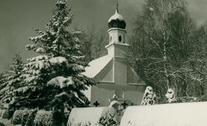 Friedhofkapelle 1967