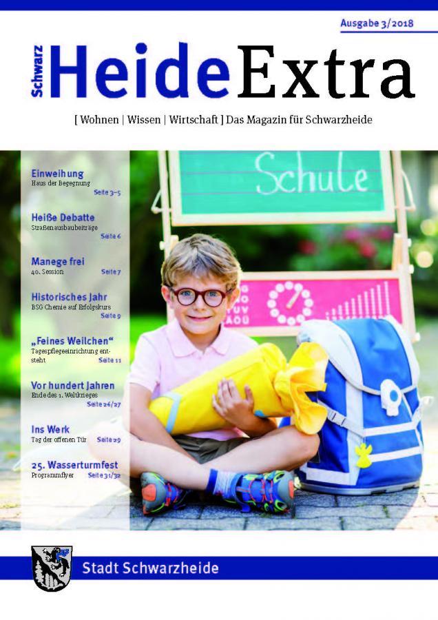 Titelseite Heide Extra 03/18