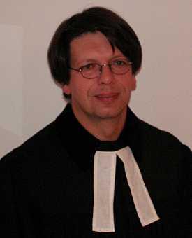 Pfarrer Joachim Grössing