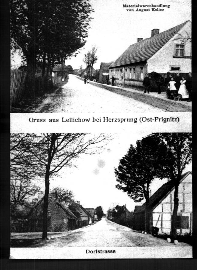 Bild zur Geschichte des Dorfes Lellichow