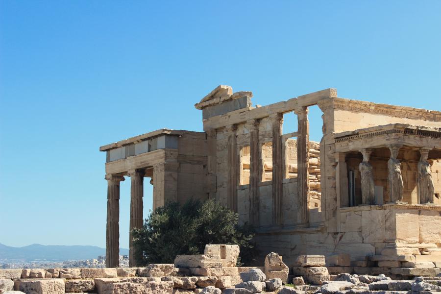 Emilianer auf den Spuren der alten Griechen