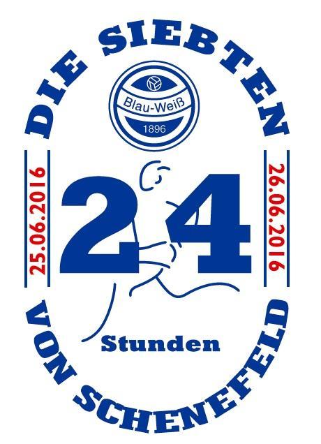 Der 7. 24 Std.- Lauf von Schenefeld findet am 25./26.06.2016 statt! Für weitere Infos hier der Linkhttp://www.bw96.de/seite/252240/24stundenlauf2016.html