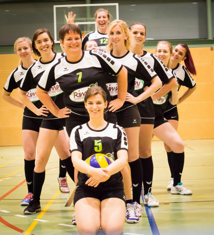 DJK Volleys 1 Gruppenbild