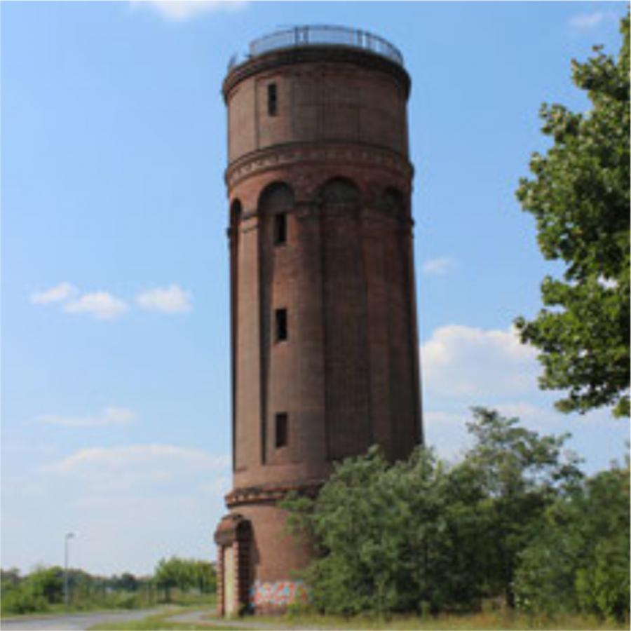 Wasserturm in Jüterbog II
