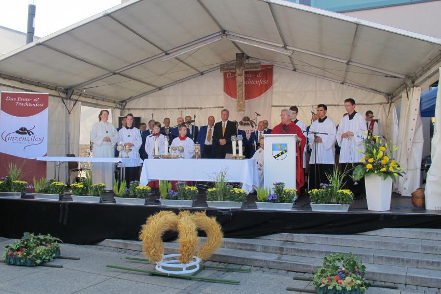 Vinzenzigottesdienst 2015