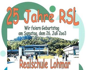 25 Jahre RSL
