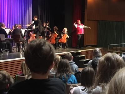 Konzert für Kinder