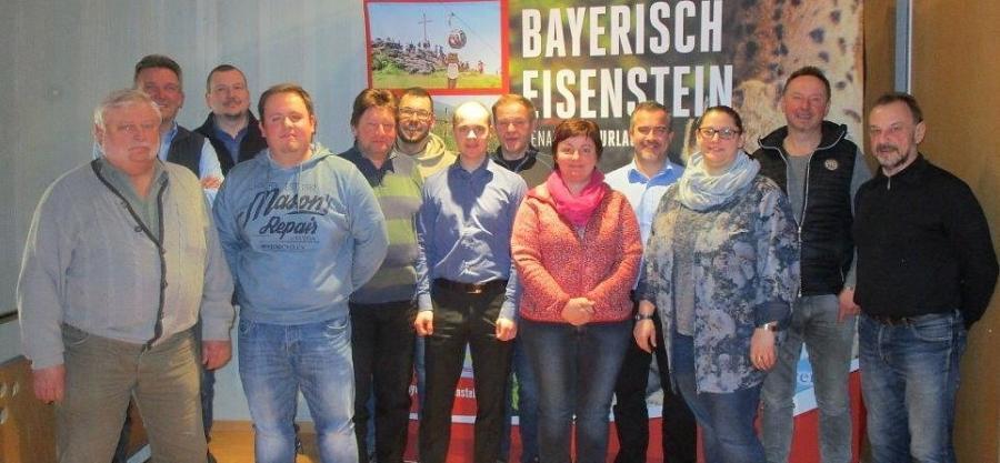 Gemeinderat Bayerisch Eisenstein- Stand März 2018