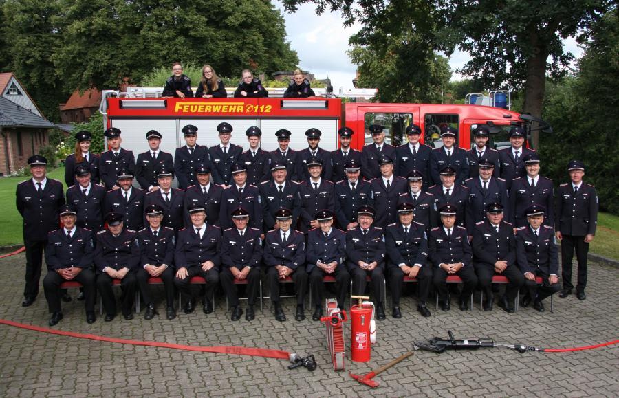Die Freiwillige Feuerwehr Seester 2017