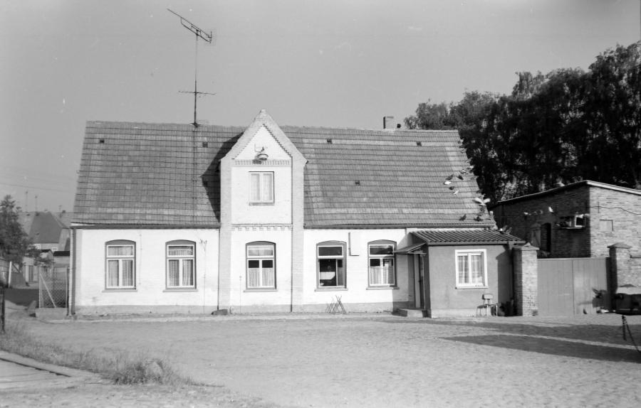 Hafenschänke, Juli 1984