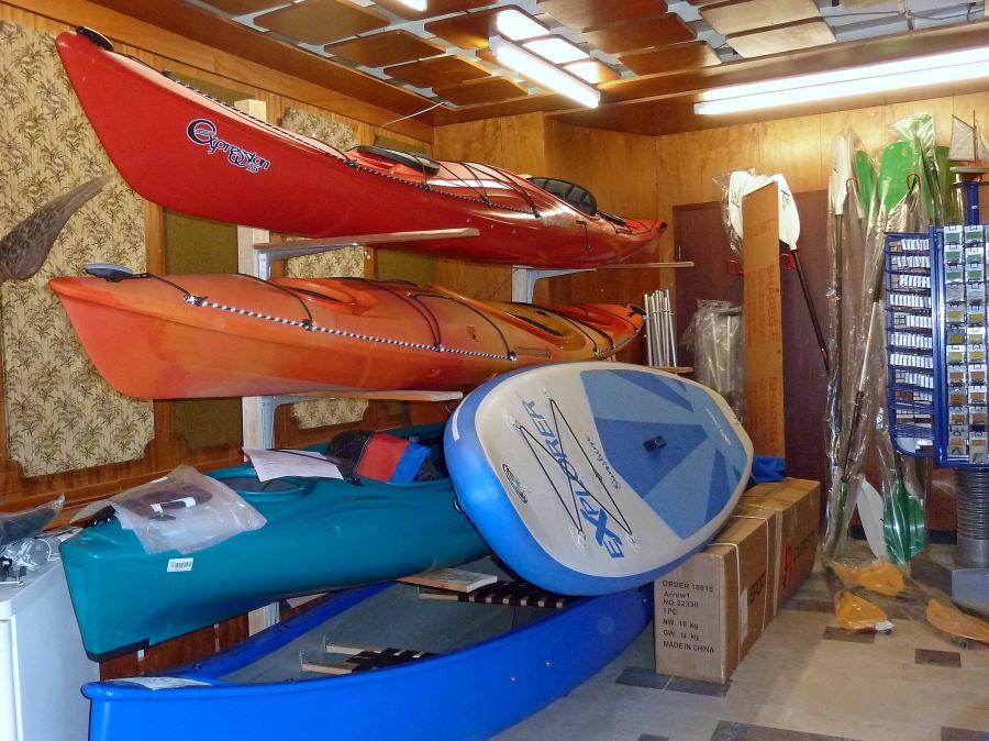 Kanuverleih Wassersport Bootverleih paddeln