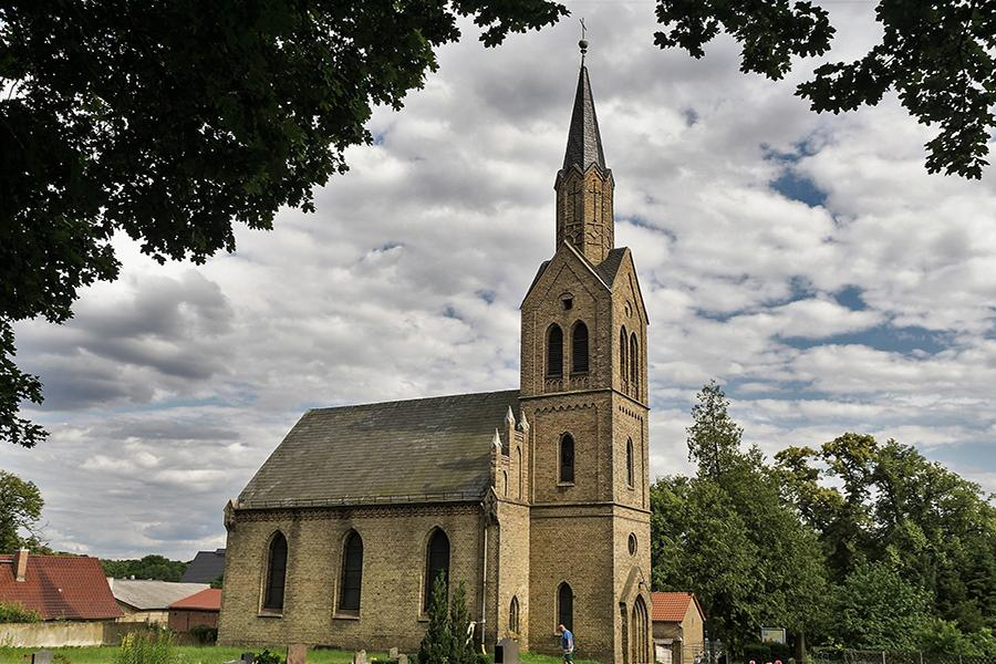 Lanke Dorfkirche_Foto: Weigelt