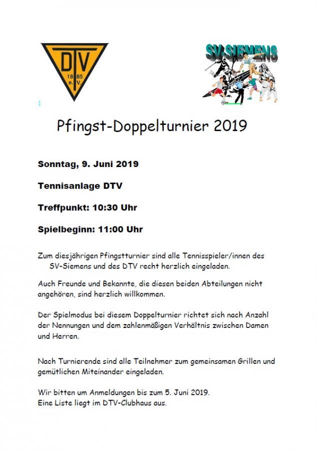 Pfingstturnier
