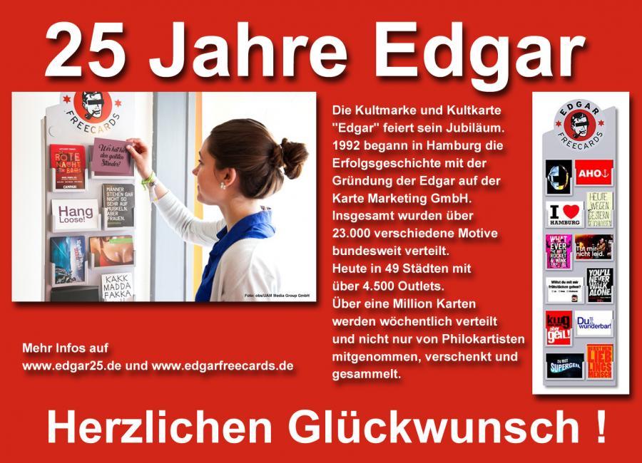 25 Jahre Edgar