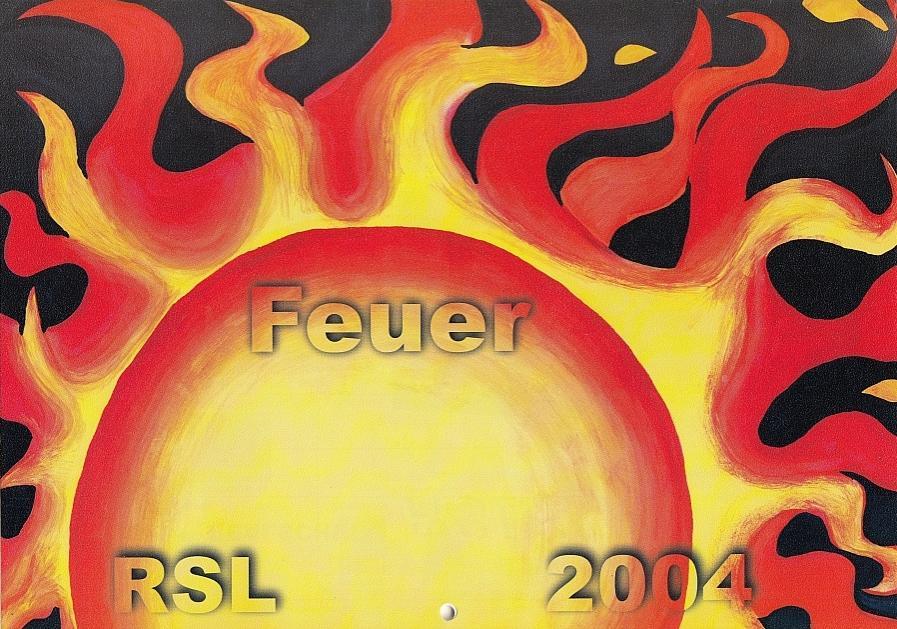 Titel Schulkalender 2004