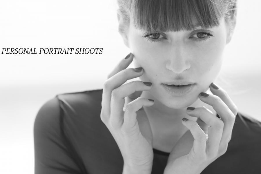 PERSONAL PORTRAIT SHOOTS
