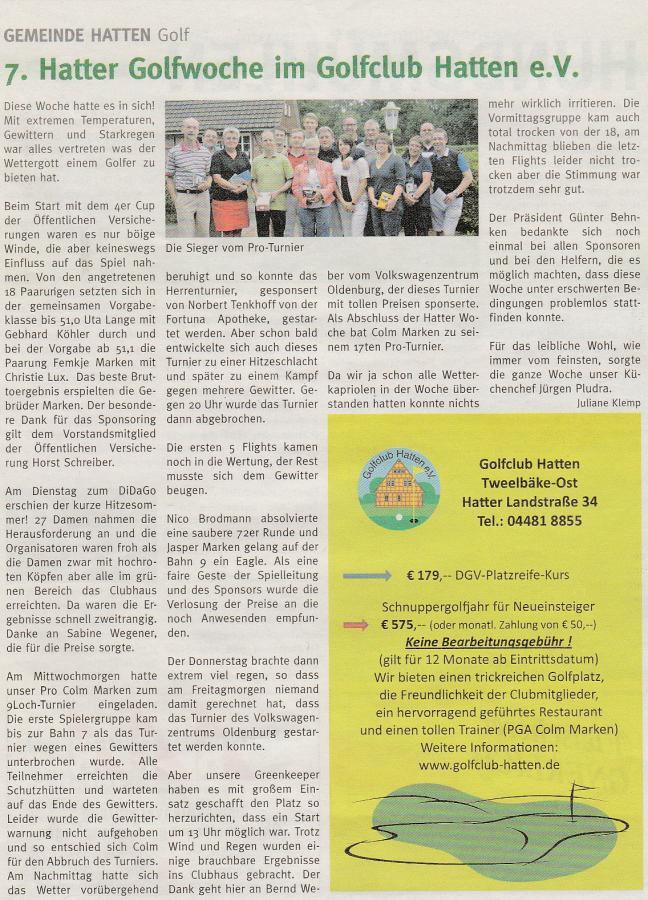 Mein Region Ausgabe Juli 2013
