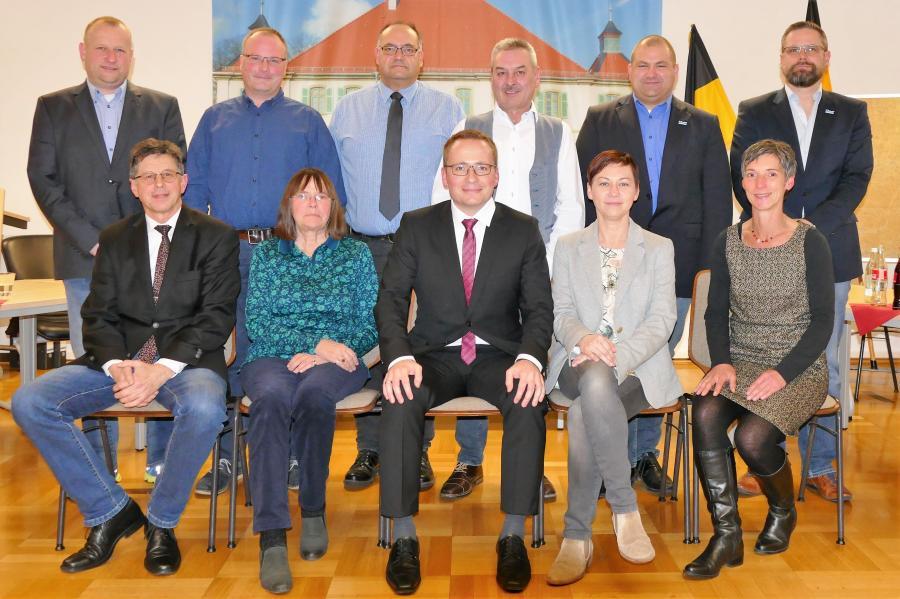 Gemeinderat im Dezember 2018