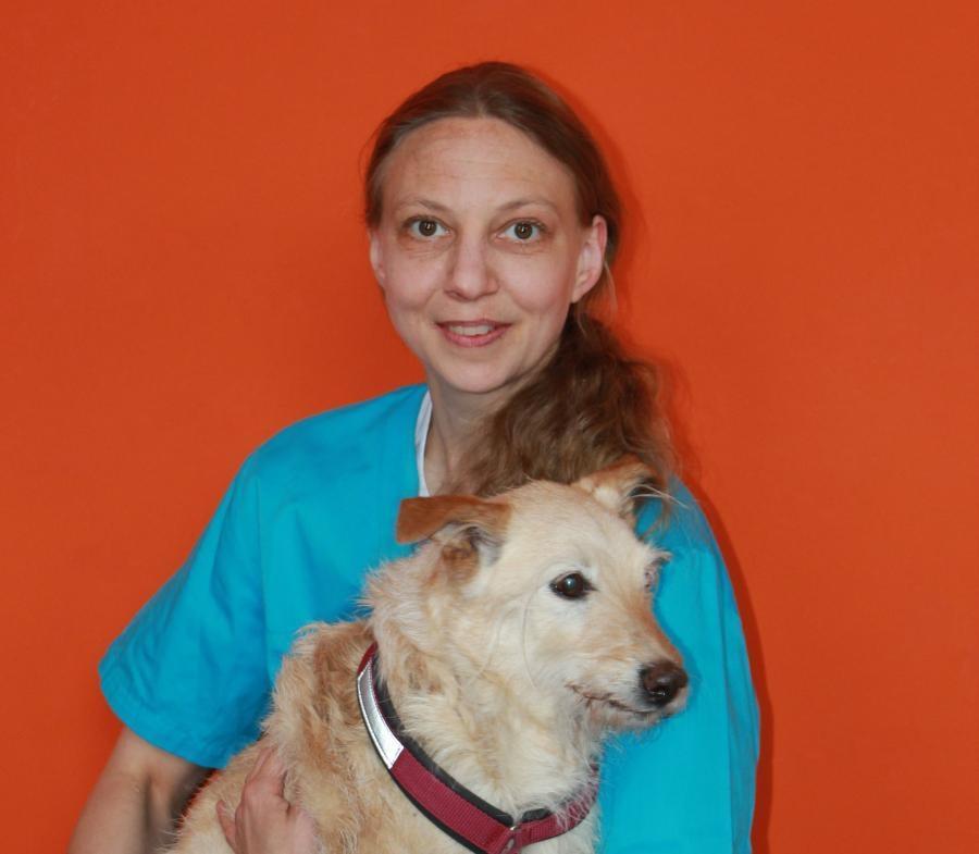 Angela Grigo (Tiermedizinische Fachangestellte)