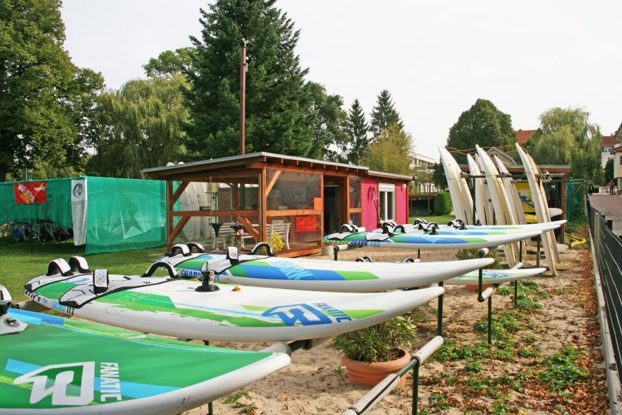 Surfschule Wandlitzer See_Foto: Weigelt