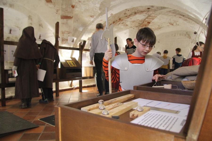 Kindermuseum im Mönchenkloster