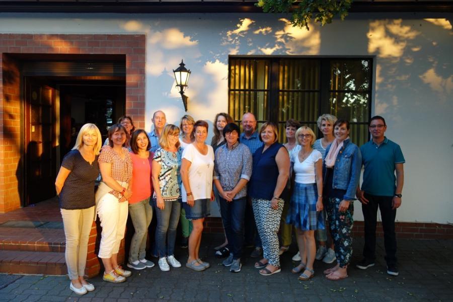 Unser Team August 2018