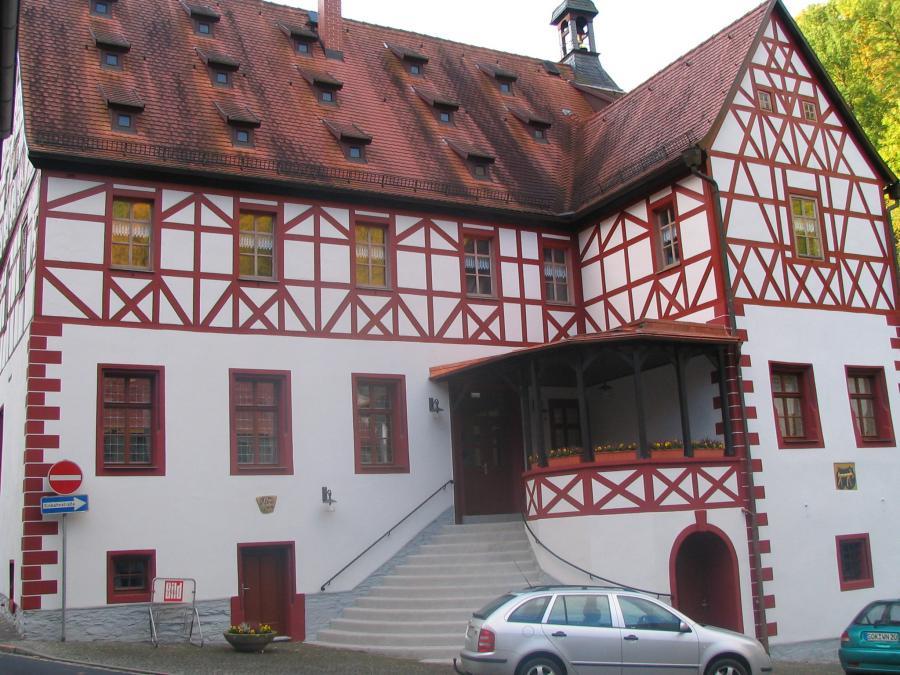 Standesamt im Rathaus Ziegenrück